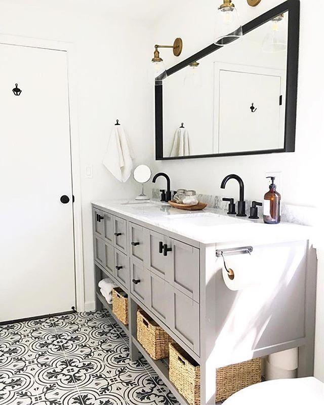 Made My Own Modcloth Dress Grey Bathroom Vanity Bathroom