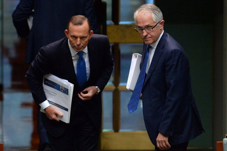 Mr. Turnbull is a moderate Liberal, whose views, most recently on the legitimacy of same-sex marriage, had conflicted with those of his prime minister.