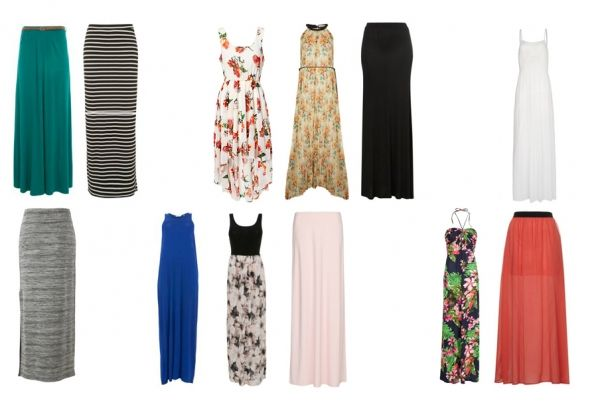 The sun is shining so let's start shopping for our summer wardrobe!