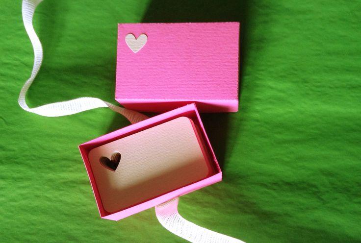 IDEASTARS - scatolina porta biglietti