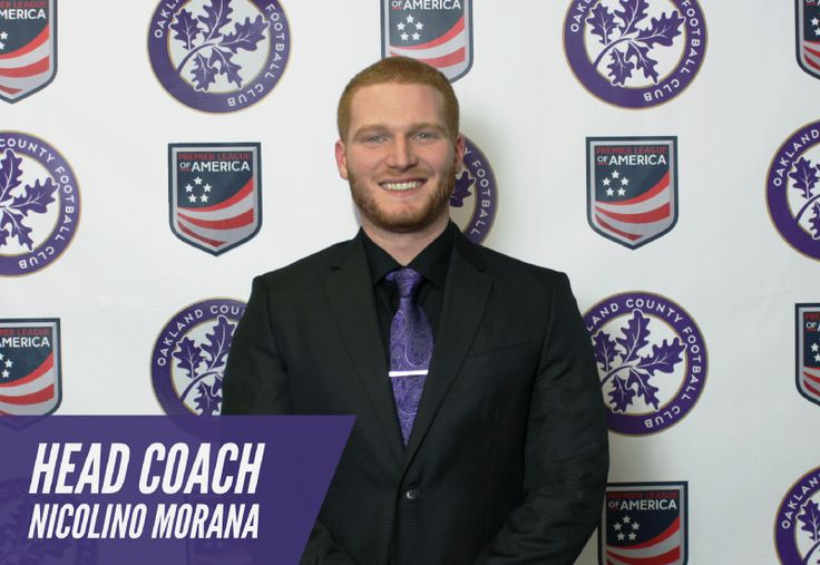 awesome Oakland County FC Announces Nicolino Morana as New Head Coach