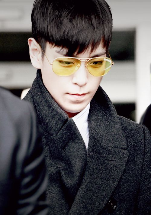 350 best images about bigbang top with glasses on