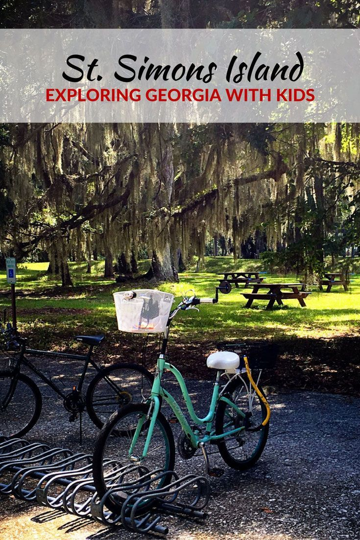 St Simons Island: Exploring the Best Things to Do in Georgia with Kids from beaches to food and hotels