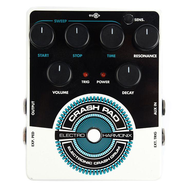 Electro-Harmonix Crash Pad Electronic Drum Pad