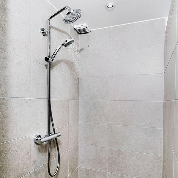Ny nordisk stil til badeværelset