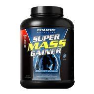 Super Mass Gainer 6 lbs (2721g) EU - Dymatize - Gainer, Ganador de peso