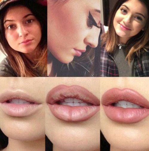 2 Ways To Get Kylie Jenners #Lips