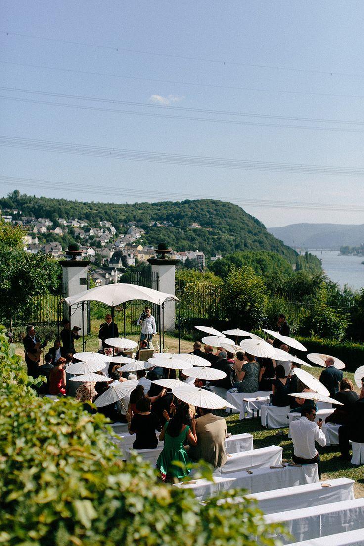 Koblenz, Germany Wedding from Birgit Hart Fotografie  Read more - http://www.stylemepretty.com/2013/10/23/koblenz-germany-wedding-from-birgit-hart-fotografie/