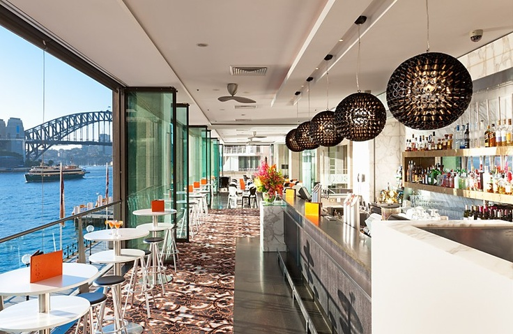 ECQ Bar at Pullman Quay Grand Sydney Harbour