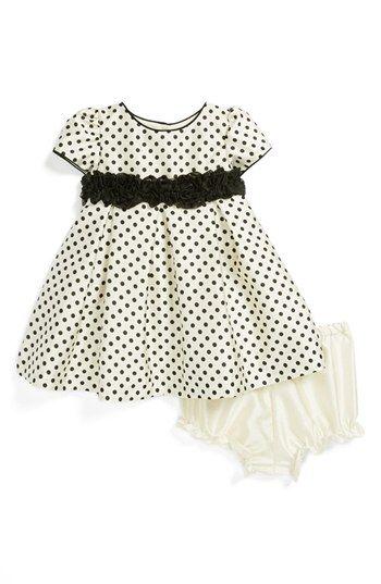 Pippa & Julie Dress & Bloomers (Baby Girls) | Nordstrom