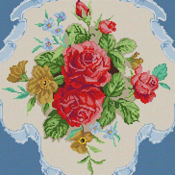 Victorian Rose Bouquet