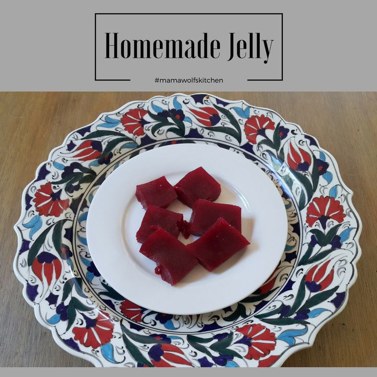 Jelly that tastes delicious and makes you look and feel your best. Healthy and healing while tasty all at the same time- and it's simple to make!