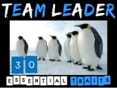 Team Leader - 30 Essential Traits