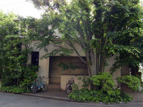 日芸デザイン学科建築デザイン • 阿部勤先生の自邸「中心のある家」訪問