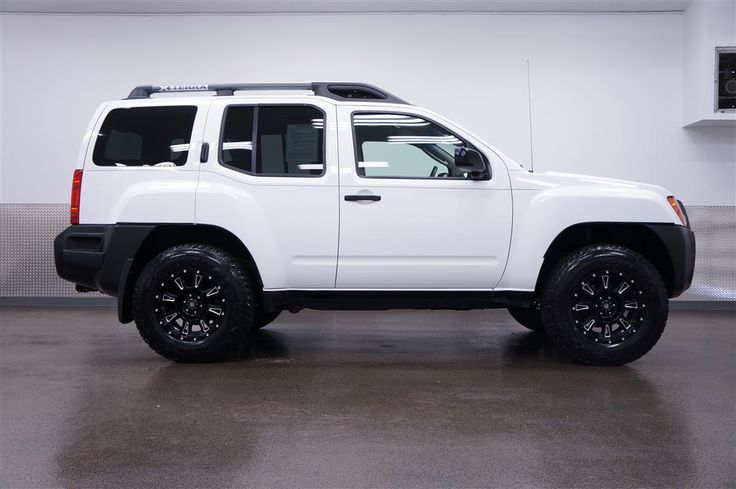 2014 nissan xterra lifted - Google Search