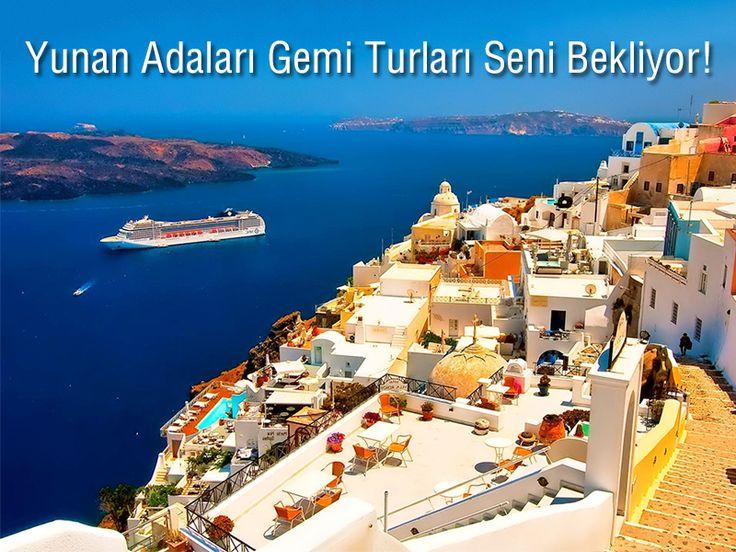 Hem yakın hem farklı bir geziyse aradığın Yunan Adaları Gemi Turları tam sana göre! bit.ly/MNGTurizm-yunan-adalari-gemi-turlari-sm