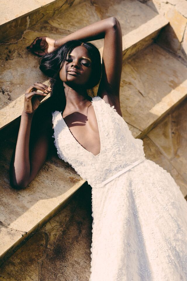 Camelia | ONE DAY BRIDAL |   Love's Keeper | Spring15 | Photography: Erin & Tara