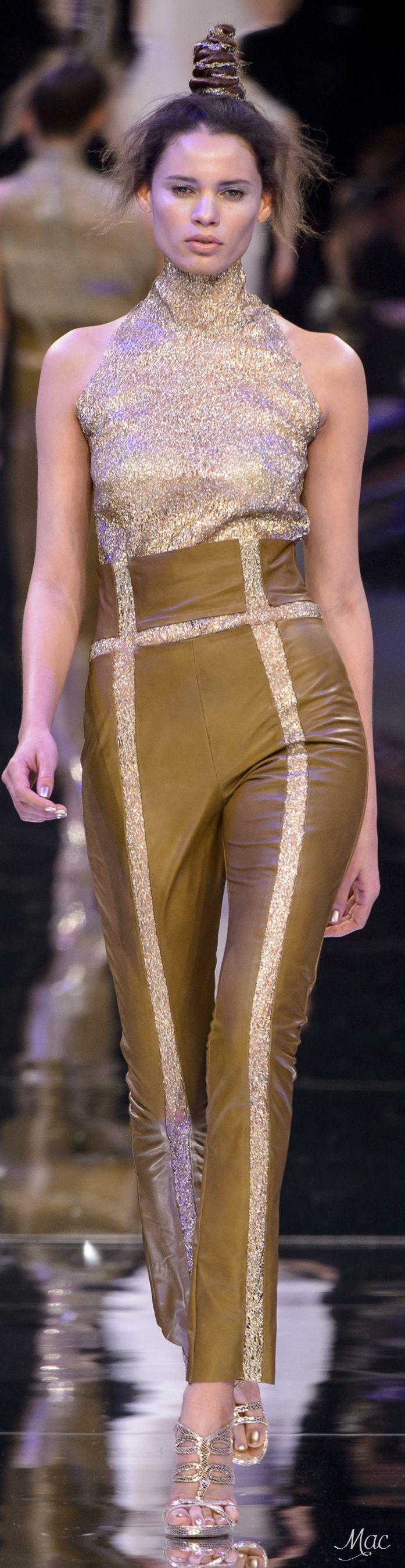 Spring 2017 Haute Couture Sabrina Persechino