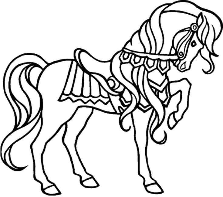 33 best Horses images on Pinterest Coloring books Horse