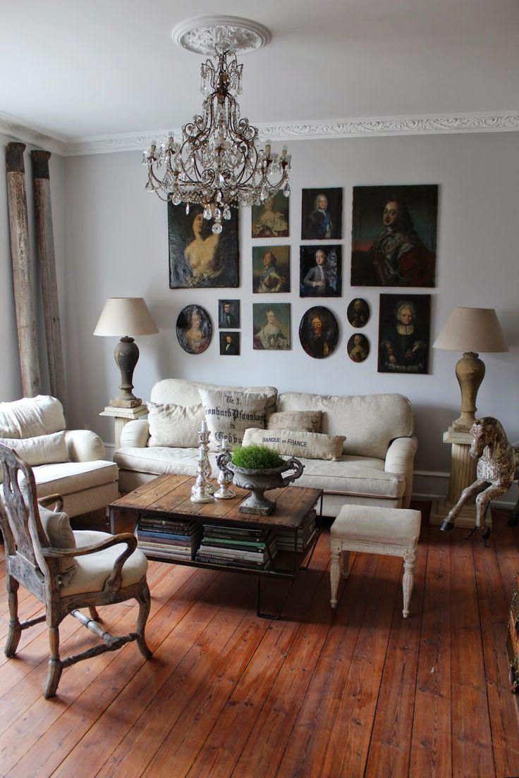 K&Co.´s bolig blog: Fransk indretning - boligindretning med tidløse ob...