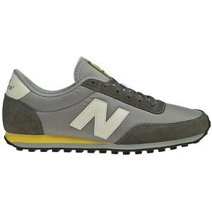 New Balance U410SGRE Unisex Gri Spor Ayakkabı