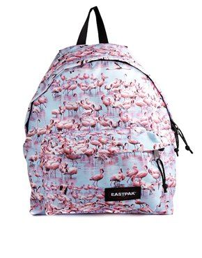 Eastpak Padded Pak'r With Flemencoco Print