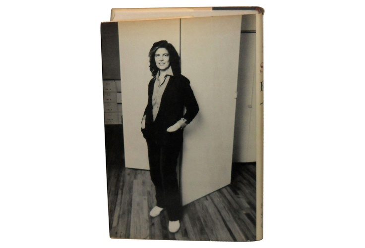 A Susan Sontag Reader by Susan Sontag, with introduction by Elizabeth Hardwick. NY: Farrar Straus Giroux, 1982. First Edition thus. 446 pages. Hardcover with dust jacket. A collection of essays.