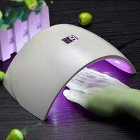 Item Description 1 It's designed for professional nail experts could fast curing UV gel/Builder/LED