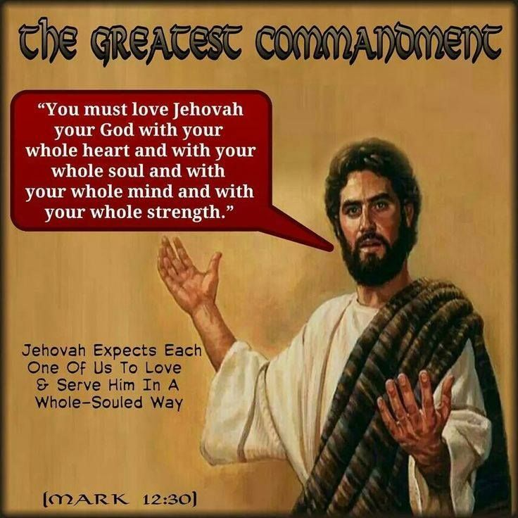 greatest commandment What are the two greatest commandments given by jesus and do they end the ten commandments or was jesus quoting from the old testament.