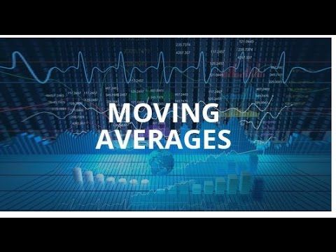 Moving Averages - What are They? Binary Trading Live with Indicators