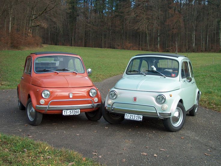146 best 500 images on Pinterest  Fiat 500 Car and Vintage cars