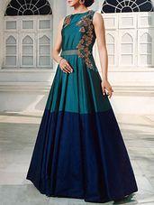 blue velvet dress - Online Shopping for Dresses