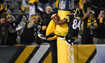 8 Crazy Touchdown Celebrations That Rival Antonio Brown