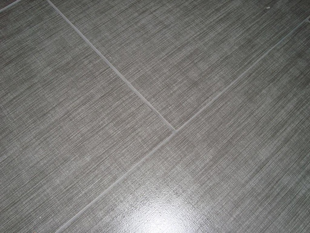 Gray Linen Floor Tile I Love The Linen Tile Look B A T