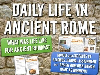 an analysis of the negative aspects of life in ancient rome Politics and religion in ancient rome we should focus on rome's public life nota.