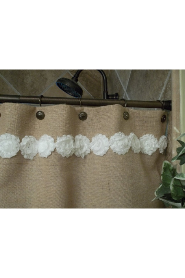 Best Shower Curtains Images On Pinterest Shower Curtains - Country shower curtains for the bathroom for bathroom decor ideas