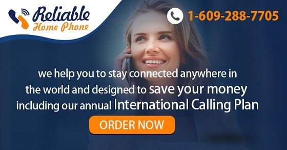 #Reliable #homephone #service includes Shaw-a-Shaw free long distance calls, excellent rates and #features such as #call screen and call forwarding, Order Today. Contacts us: Toll Free: +1-888-778-9335, www.reliablehomephone.com
