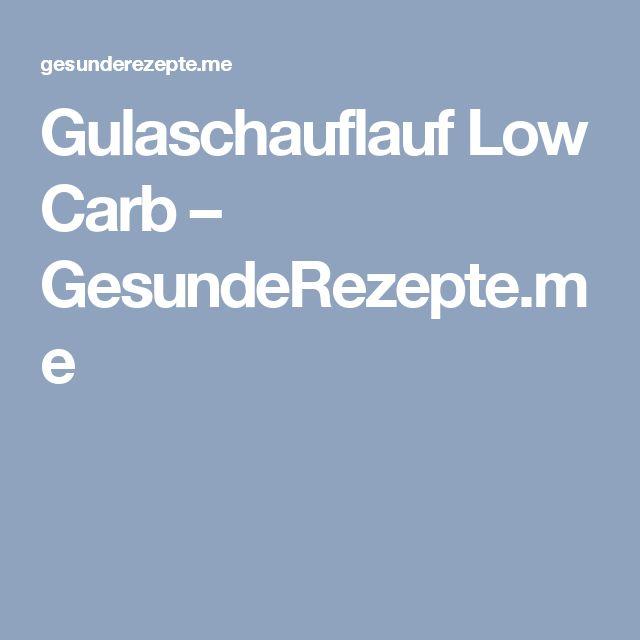 Gulaschauflauf Low Carb – GesundeRezepte.me