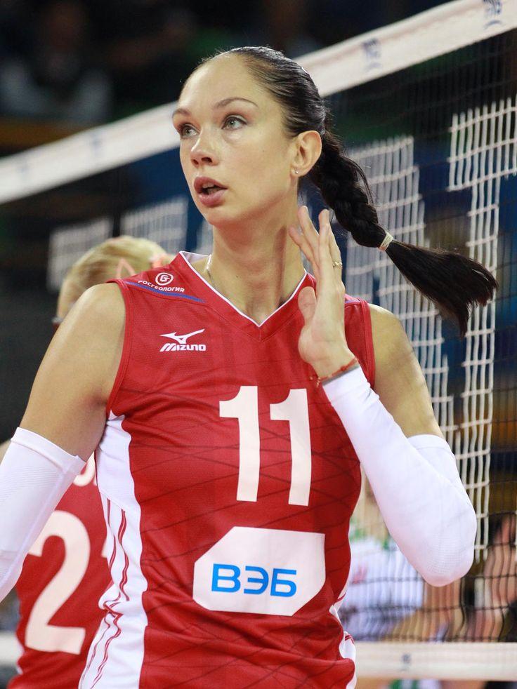 Ekaterina Gamova della Russia