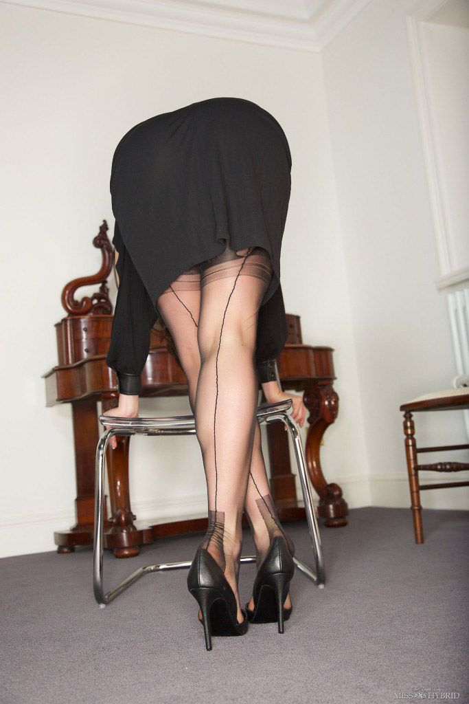 Real Pantyhose Lovers 34