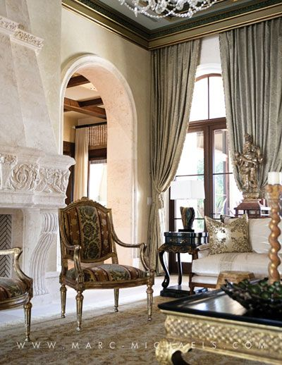 Luxury Boca Raton Interior Design Firm | Marc Michaels Inc.
