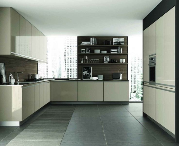 Contemporary Kitchen Lacquered High Gloss Airone Torchetti: Best 25+ High Gloss Kitchen Cabinets Ideas On Pinterest