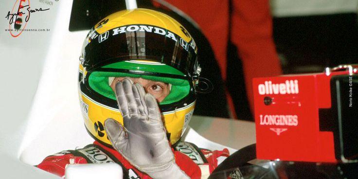Grande Prêmio da Bélgica – 1991 | Ayrton Senna