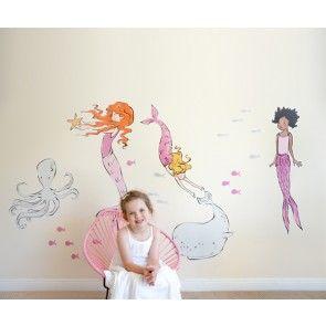 Pop & Lolli - Sarah Jane Mermaids - Medium