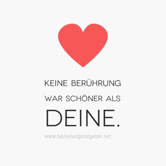 Keine #Berührung war schöner als deine. Glückliche #Beziehung langfristig & #erfolgreich aufbauen: http://www.beziehungsratgeber.net/beziehungstipps/glueckliche-beziehung-fuehren/