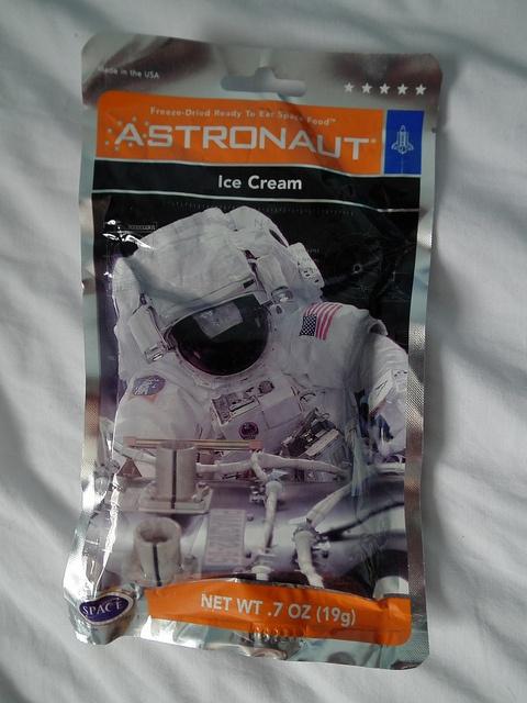 How Do Astronauts Eat Freeze Dried Food
