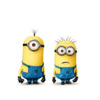 Loved the first Despicable Me!  Minions are the BEST! :)