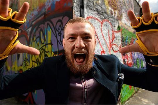 Conor McGregor interview with Balls.ie