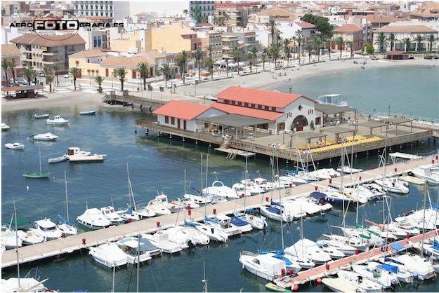 Los Alcázares, Mar Menor, Murcia