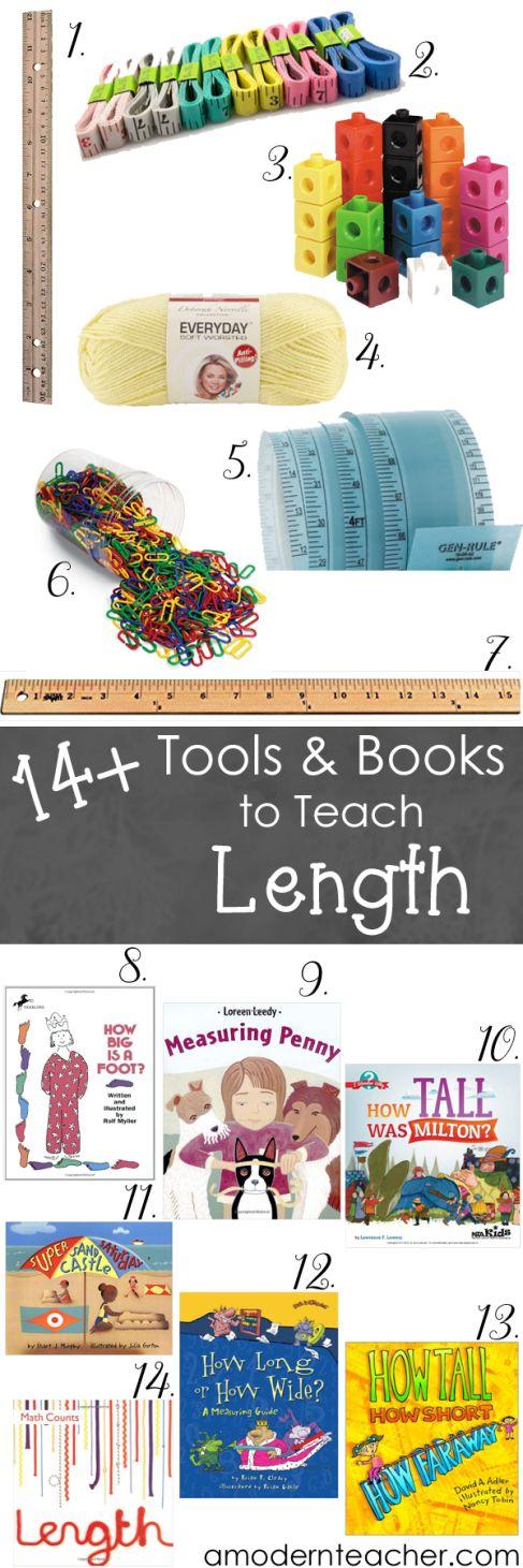 Plan and Prep to Teach Measurement FREE Checklist - A Modern Teacher